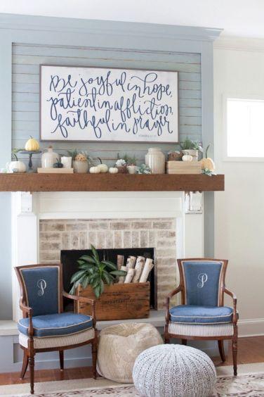 Fireplace Wall Design Ideas 11