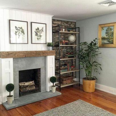 Fireplace Wall Design Ideas 9
