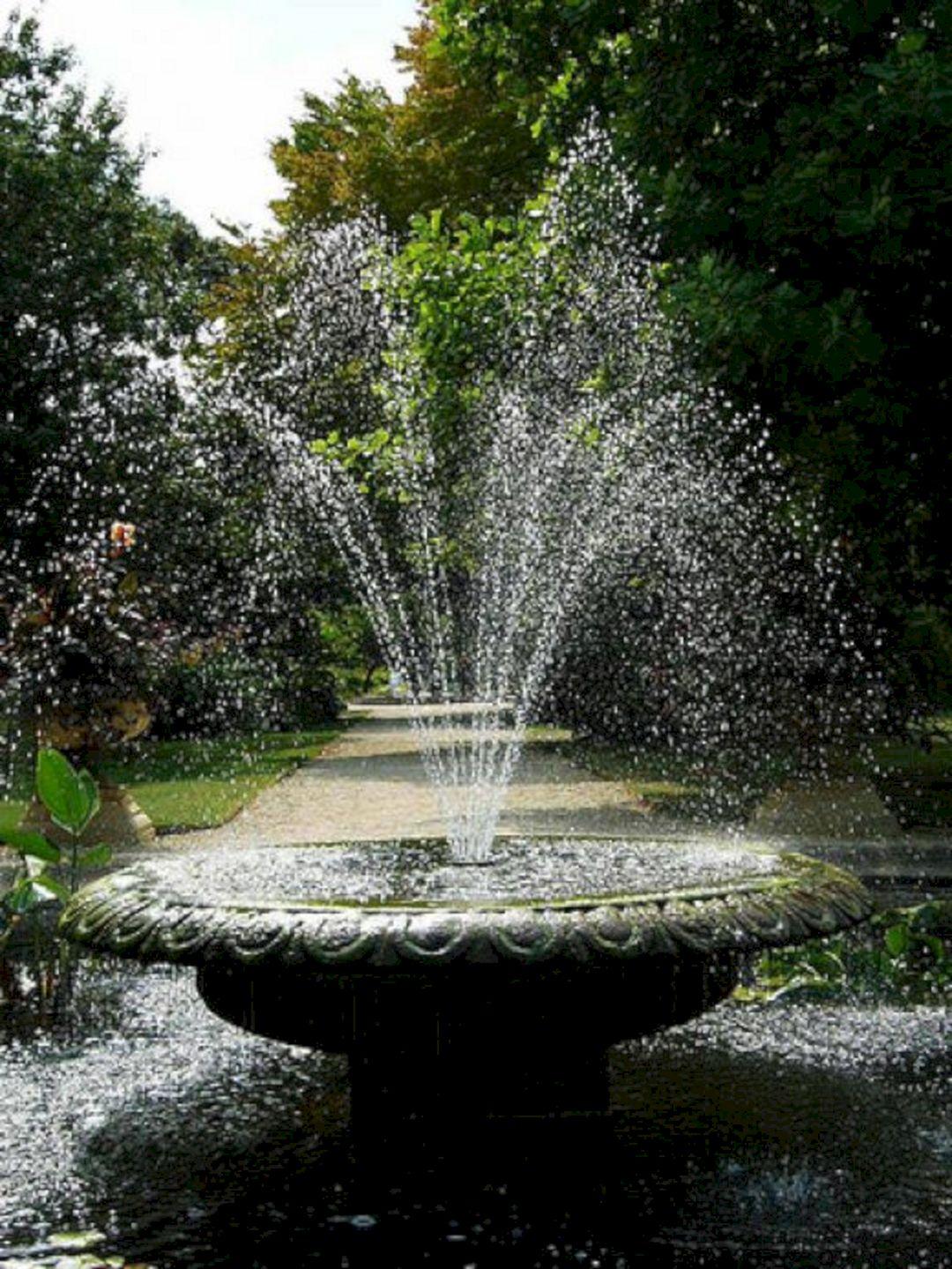 Garden Water Fountains Outdoors (Garden Water Fountains ... on Home Garden Fountain Design id=37454
