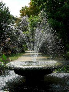 Garden Water Fountains Outdoors