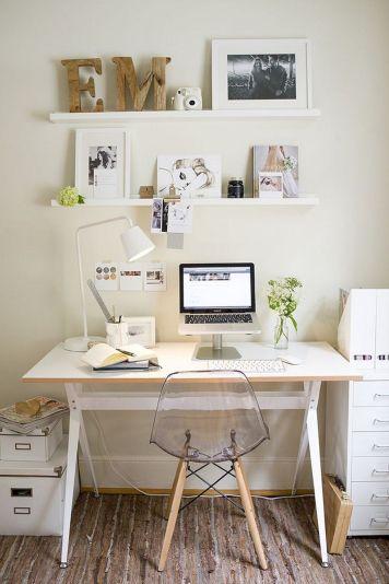 55+ Extraordinary Home Study Room Design Ideas / FresHOUZ.com