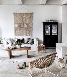 Hygge Living Room Design Ideas 7