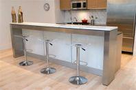 Kitchen Countertop Bar Design