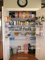 Kitchen Pantry Organization Design