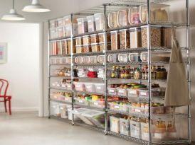 Kitchen Storage Pantry Design Ideas