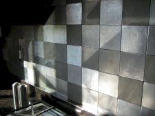Metal Wall Tiles For Kitchen Backsplash