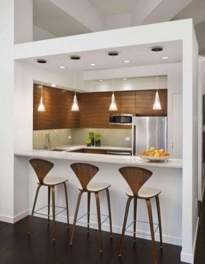 Modern Kitchen Bar Designs