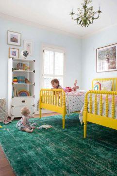 Neutral Kids Bedroom Ideas