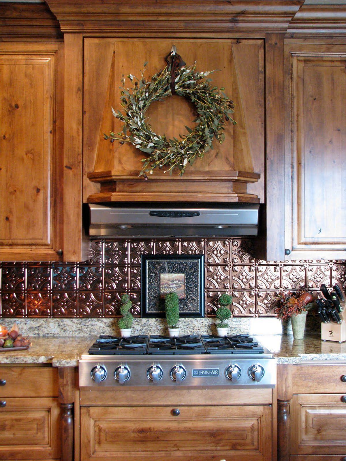 Tin Backsplash Tiles Kitchen Tin Backsplash Tiles Kitchen