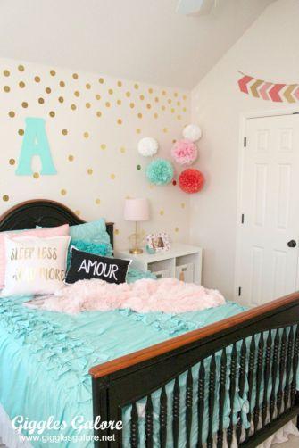 Tween Bedroom Decorating Ideas 1