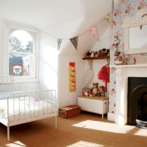 Victorian Children's Bedroom