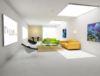 3D House Interior Design Concept
