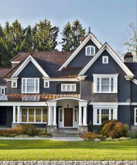 Beautiful Exterior House Colors Idea