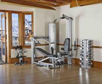 Beautiful Home Gym Design Idea