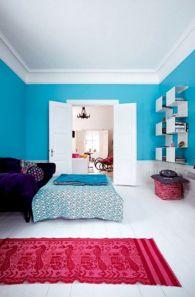 Bright Bedroom Color Ideas