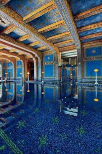 California Hearst Castle Indoor Pool
