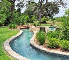Cool Backyard Pool