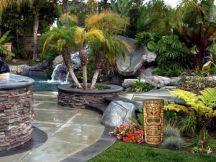 Cool Backyard
