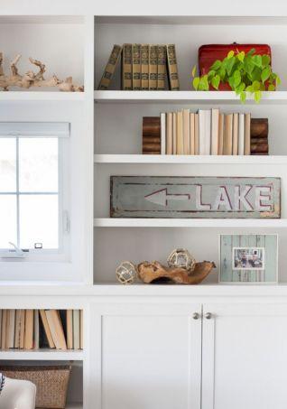 Cottage Lake House Decors