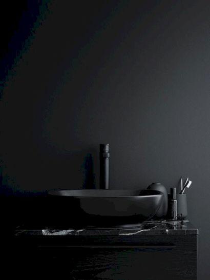 Dark Bathrooms Designs Pictures