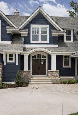 Exterior House Paint Color Ideas