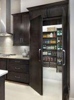 Hidden Kitchen Pantry Room