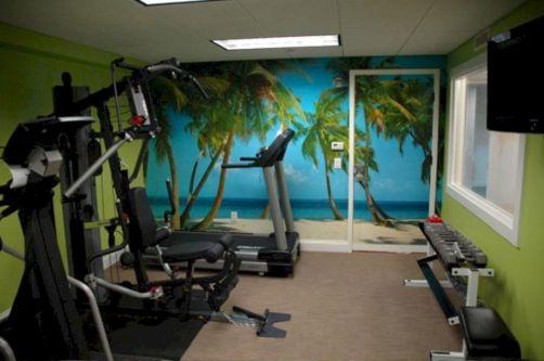 Home Fitness Room Design Ideas