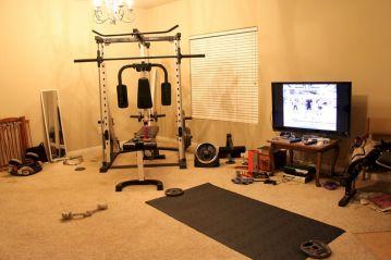 Home Gym Designs Ideas