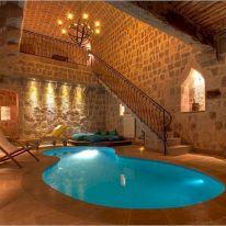 Indoor Pool Room