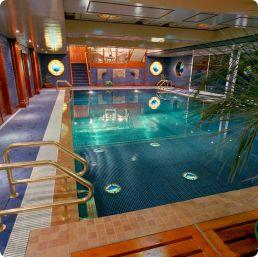 Indoors Swimming Pool Design