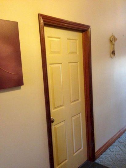 Interior Doors White Trim With Wood