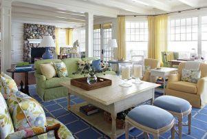 Lake Cottage Interior Design Ideas