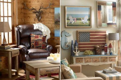Lake Home Cabin Decor Ideas