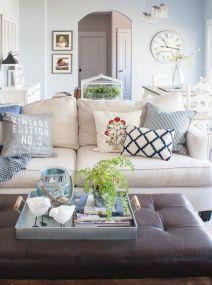Lake House Living Room