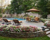 Outdoor Backyard Living Design