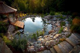 Pools Sitting Area
