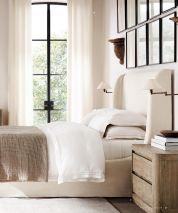 Romantic Master Bedroom Decorating Idea