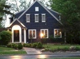 Rustic Exterior Home Paint Color Ideas