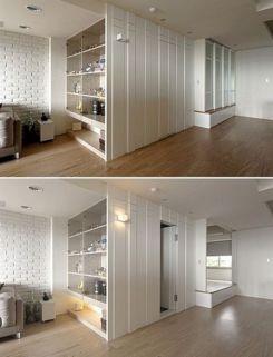 Secret Hidden Room Design Ideas