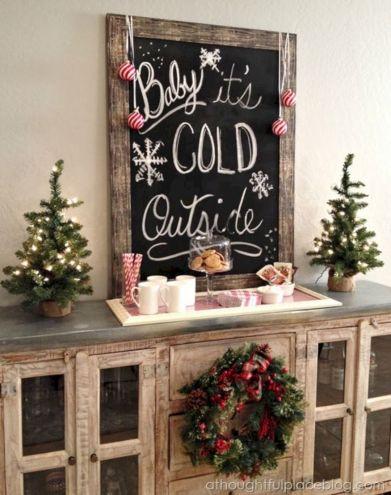 Simple Christmas Decoration Ideas 68