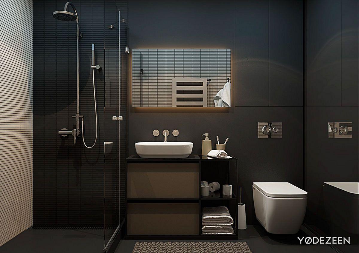 Small Bathroom Interior Design (Small Bathroom Interior