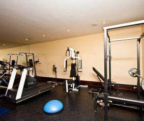 Small Home Fitness Room Design Ideas