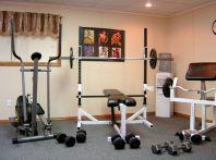 Small Home Gym Ideas