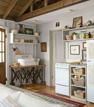 Small Lake House Cottage Kitchen Ideas