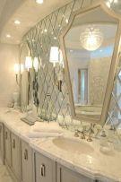33+ Amazing Mirror Bathroom Tiles For Bathroom Looks Luxurious 250