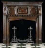 Antique Fireplace Mantels Design