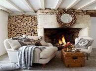 Rustic Country Home Decor Idea