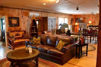 Rustic Home Decor Idea