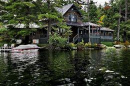 Rustic Lake House Decorating Ideas