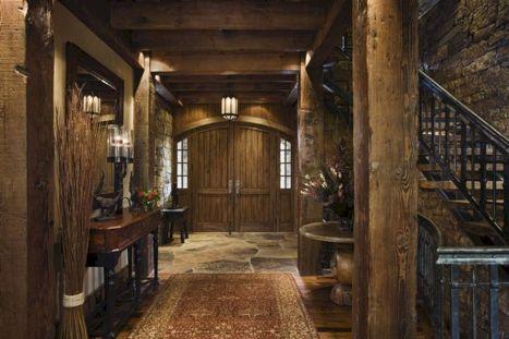 Rustic Western Home Designs